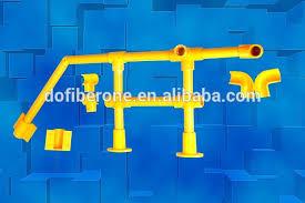 Fiberglass Handrail Dia 50mm And Square Tube 50mm Frp Grp Fiberglass Handrail Buy