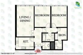 bedroom unit level 18th floor bua sqft house plan plans of abu