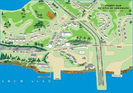kyle map kyle of lochalsh scotland hotels holidays and accommodation by