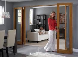 Interior Doors Uk Bifold Doors Interior Folding Room Dividers Vufold