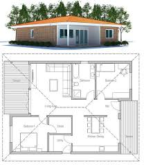 Small Single Story House Plans 79 Best Affordable Homes Images On Pinterest Homes Small Houses