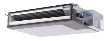 mitsubishi mini split ceiling 15k btu mitsubishi sezkd horizontal ducted heat pump indoor unit