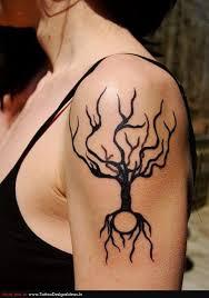 59 best tree tattoos images on ideas