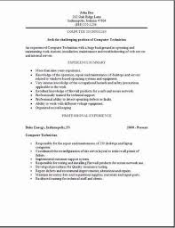 download pc technician resume sample haadyaooverbayresort com