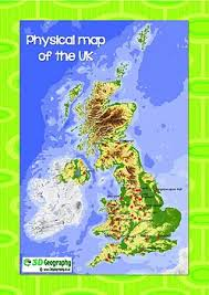 map of uk maps of the uk