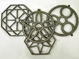 Decorative Metal Trivets A Trivet Is No Trivial Matter Fn Dish Behind The Scenes Food