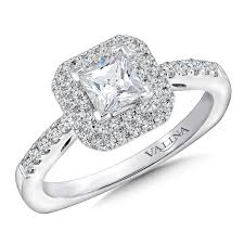 engagement rings dallas shira diamonds 1 carat princess cut diamond engagement ring