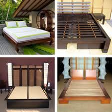 Japanese Bed Frames Platform Beds Japanese Beds Captain Bed
