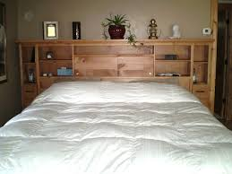 Bookcase Headboard King Beds And Headboards Maxson Designs