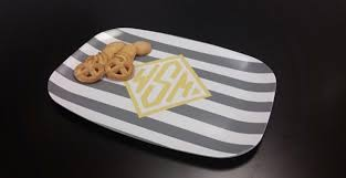 personalized platters wedding personalized serving platters for 20 99