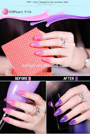 bluesky new arrival charming color light changing gel 2017 private