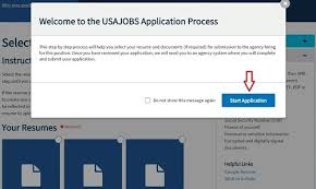 Usajobs Gov Resume Example by How To Apply