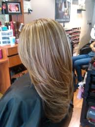 coloring gray hair with highlights hair highlights for lisa farrell covering gray hair gray hair and gray