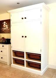 Kitchen Pantry Cabinet Plans Free Kitchen Freestanding Pantry Amazing Of Kitchen Pantry Cabinet Best
