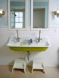Double Apron Bathtub Apron Front Bathroom Sink Houzz