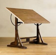 Wooden Drafting Table Best 25 Drafting Tables Ideas On Pinterest Drawing Desk
