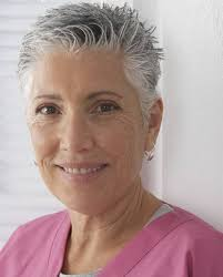 hairstyles for young women with gray hair very short hairstyles for older women to keep you young at heart