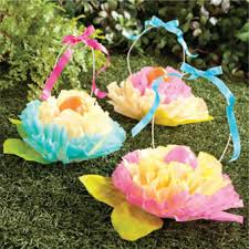 ideas for easter baskets coffee filter flower easter baskets free n easter from
