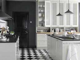 white kitchen floor tile ideas miraculous small modern black and white kitchen floor my home