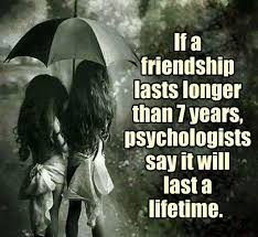 Friends Forever Meme - friendship last linger seven years meme friends forever memes