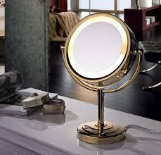 Free Standing Makeup Vanity Best 25 Cosmetic Mirror With Light Ideas On Pinterest Vanity