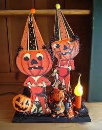 lighted halloween pumpkins halloween table decorations halloween wikii