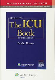 buy marino u0027s the icu book international edition book online at low