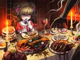 dinner of hell other anime background wallpapers on desktop