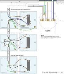 3 way light switching new cable colours with wiring a double light