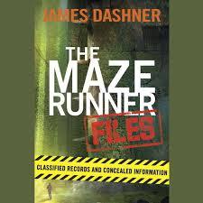 Maze Runner 3 The Maze Runner Files Audiobook By Dashner For Just