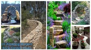 Modern Rock Garden 16 Amazing Modern Rock Garden Ideas Homedecort