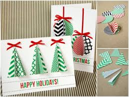 modern christmas cards 25 unique christmas cards that you can make yourself this