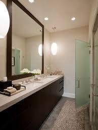 Houzz Photos Bathroom Framed Bathroom Mirror Houzz