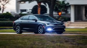 2015 Chrysler 200 Interior The 2015 Chrysler 200 Aims To Make You Forget The Sebring Forever