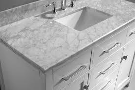 Bathroom Vanities Usa by Bathroom Vanity Tops With Square Sink Virtu Usa Huntshire 36 Inch