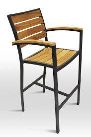 Outdoor Restaurant Chairs Commercial Aluminum Outdoor Restaurant Chairs Cedar Key Series