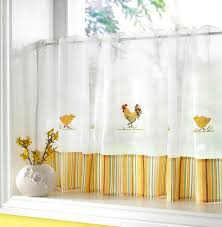 Kitchen Pantry Curtains Kitchen Outstanding Modern Yellow Kitchen Curtains And Grey Best