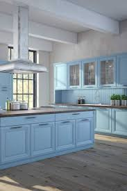 kitchen wall colors with light brown cabinets brown and blue kitchen ideas home decor bliss