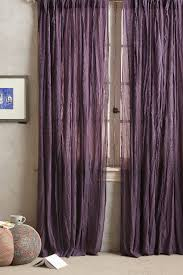 Add Some Color To Your Room With These Purple Curtains Http