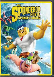 amazon com spongebob movie sponge out of water spongebob movie