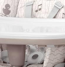 Chicco Polly Magic High Chair Polly Magic U0026 2in1 Belt White