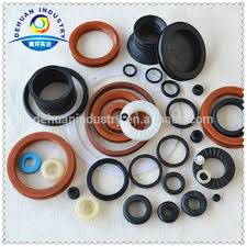 rubber seal rings images Customized rubber seal ring o ring nbr viton materials buy jpg