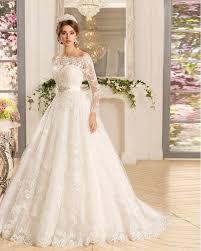 wedding dresses plus size shop vestido de noiva longa three quarter sleeves a