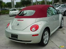 white volkswagen convertible 2009 volkswagen new beetle 2 5 blush edition convertible in white