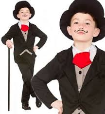 victorian rich gentleman boys fancy dress upper class dickens kids
