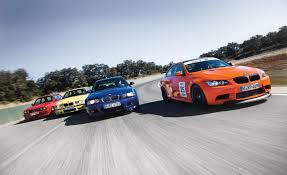 first bmw m3 bmw m3 all four generations track tested feature car and driver