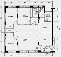 floor plans for jalan damai hdb details srx property