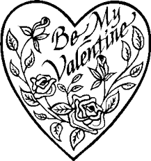 valentines hearts coloring pages 2 vitlt