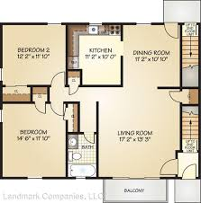 Continental Homes Floor Plans Apartment Unit 1106 At 1106 Willow Drive Ocean Twp Nj 07712