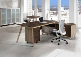 Wooden Table L Desk Amusing Office Furniture L Shaped Desk Exciting Office